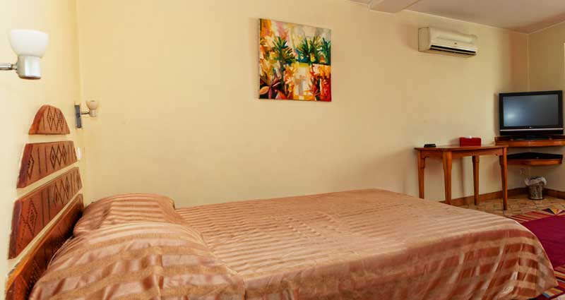 Suite or studio in the Palm Hotel Antananarivo